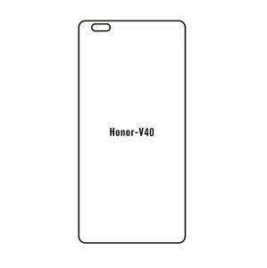 Hydrogel - ochranná fólia - Huawei Honor V40 5G