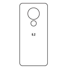 Hydrogel - zadná ochranná fólia - Nokia 6.2