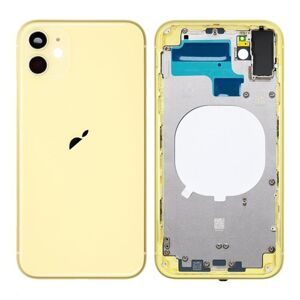 Apple iPhone 11 - Zadný Housing - yellow