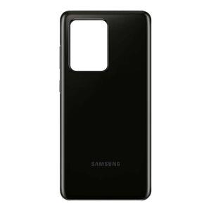 Samsung Galaxy S20 Ultra/S20 Ultra 5G - Zadný kryt - čierny