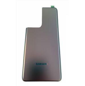 Samsung Galaxy S21 Ultra 5G - Zadný kryt - silver (strieborný)