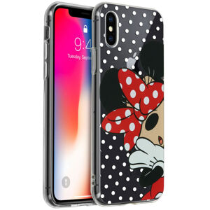Disney Minnie Mouse kryt pre  Apple iPhone X / XS