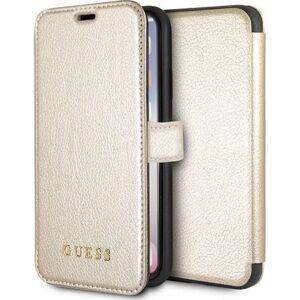 Original book  GUESS GUFLBKPXIGLGO iPhone X Gold