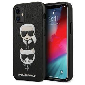 Original   KARL LAGERFELD KLHCP12SSAKICKCBK iPhone 12 mini čierny