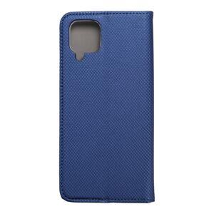 Smart Case Book  Samsung M12  tmavomodrý