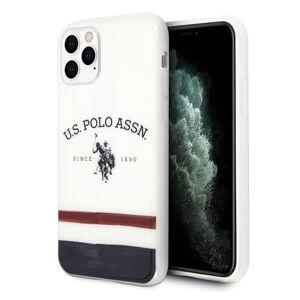 Original   US POLO USHCN65PCSTRB iPhone 11 Pro Max biely