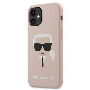 Original   KARL LAGERFELD KLHCP12SSLKHLP iPhone 12 mini ružový