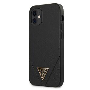Original   GUESS GUHCP12SVSATMLBK iPhone 12 mini čierny