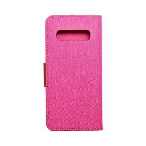 Canvas Book   Samsung S10 Plus ružový