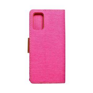 Canvas Book   Samsung S20 Plus ružový