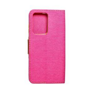 Canvas Book   Samsung S20 Ultra ružový