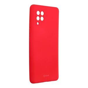 Roar Colorful Jelly Case -  Samsung Galaxy A42 5   hot ružový puruprový