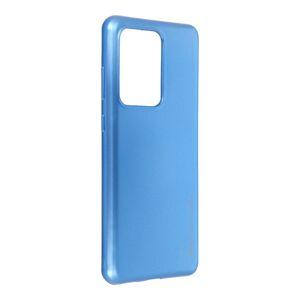 i-Jelly Case Mercury  Samsung Galaxy S20 Ultra modrý