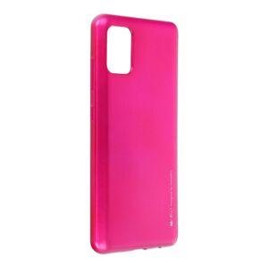 i-Jelly Case Mercury  Samsung Galaxy A41 ružový