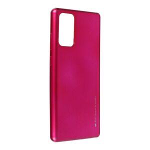 i-Jelly Case Mercury  Samsung Galaxy Note 20 ružový