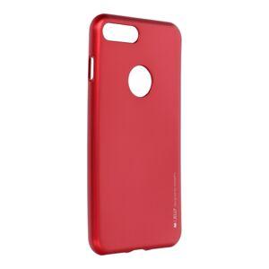 i-Jelly Case Mercury  iPhone 7 Plus / 8 Plus červený with logo winw