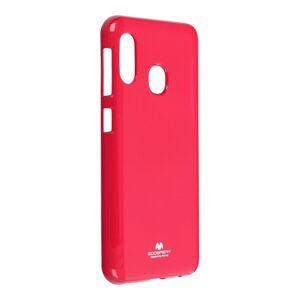 Jelly Case Mercury  Samsung Galaxy A20E ružový