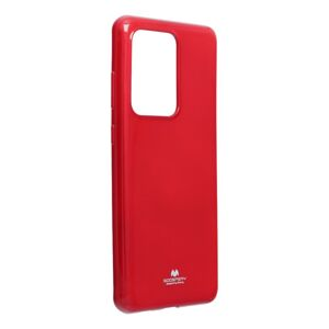 Jelly Case Mercury  Samsung Galaxy S20 Ultra červený