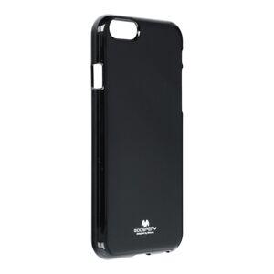 Jelly Case Mercury  iPhone 6 / 6S čierny