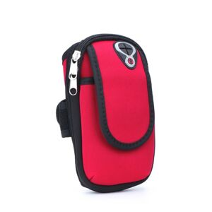 Sport armband FULL CLOSE červený