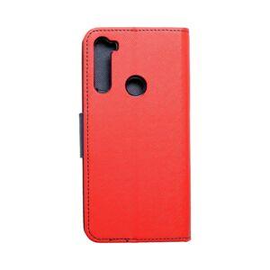 Fancy Book    Xiaomi Note 8T červený/ tmavomodrý