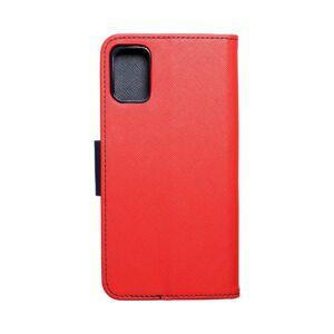 Fancy Book    Samsung Note 20 červený/ tmavomodrý
