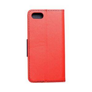 Fancy Book    iPhone 7 / 8 / SE 2020 červený/ tmavomodrý