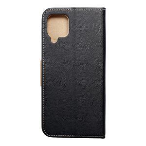 Fancy Book    Samsung M12 čierny /  zlatý