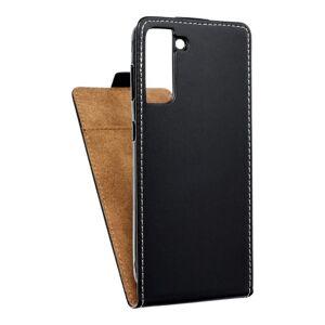 Flip Case Slim Flexi Fresh   Samsung S21 čierny