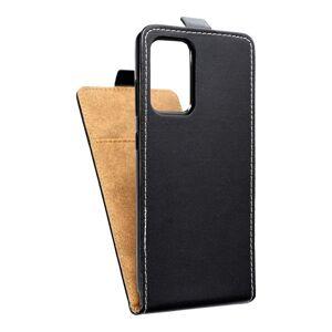Flip Case Slim Flexi Fresh   Samsung A52 5 / A52 LTE ( 4G ) čierny