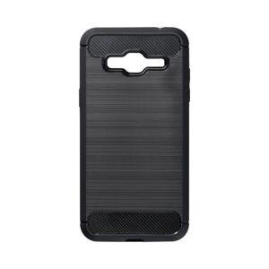 Forcell CARBON Case  Samsung Galaxy J3  2016 čierny