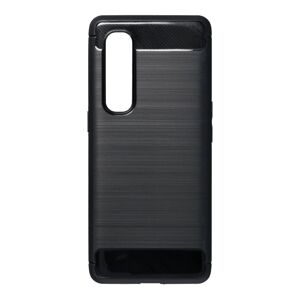 Forcell CARBON Case  OPPO Find X2 Pro čierny