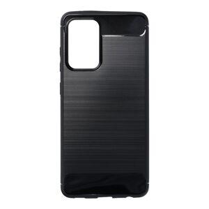 Forcell CARBON Case  Samsung Galaxy A52 5 / A52 LTE ( 4G ) čierny