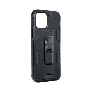Forcell DEFENDER Case  iPhone 12 / 12 Pro čierny