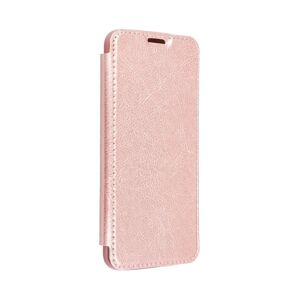Forcell ELECTRO BOOK   iPhone XS Max rose  zlatý