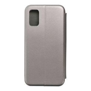 Book Forcell Elegance   Samsung A41  šedý