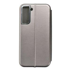 Book Forcell Elegance   Samsung S21 šedý