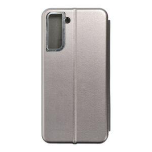 Book Forcell Elegance   Samsung S21 Plus šedý