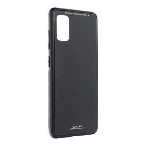GLASS Case  Samsung Galaxy A41 čierny