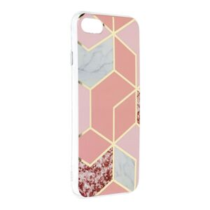 Forcell MARBLE COSMO Case  iPhone 7 / 8 / SE 2020 design 02