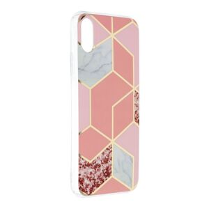 Forcell MARBLE COSMO Case  iPhone X / XS design 02