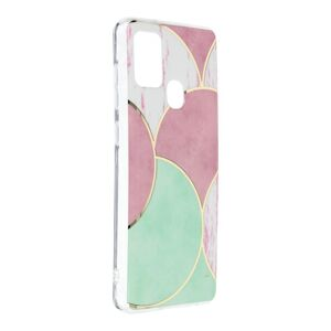 Forcell MARBLE COSMO Case  Samsung A21S design 05