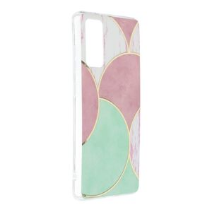 Forcell MARBLE COSMO Case  Samsung S20 FE design 05