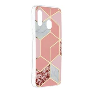 Forcell MARBLE COSMO Case  Samsung A20E design 02