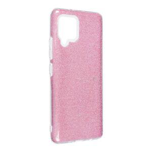 Forcell SHINING Case  Samsung Galaxy A42 5 ružový