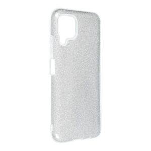 Forcell SHINING Case  Huawei P40 LITE strieborný