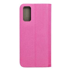SENSITIVE Book   Samsung S20  light ružový