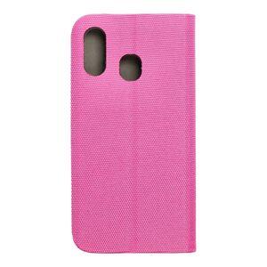 SENSITIVE Book   Samsung A40  light ružový