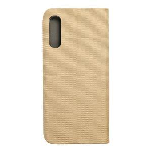 SENSITIVE Book   Samsung A70 / A70s  zlatý
