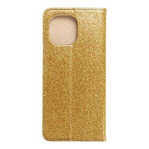 Forcell SHINING Book   Xiaomi Mi 11  zlatý